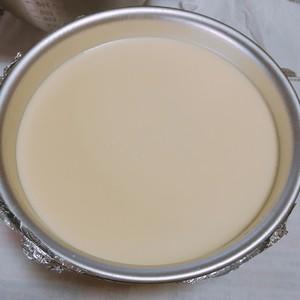 白巧克力重乳酪蛋糕的做法 步骤5