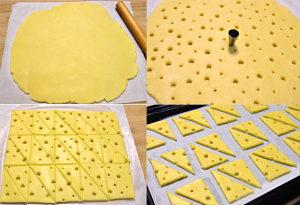 奶酪饼干的做法 步骤7