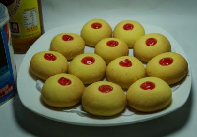 香妃小西饼(凯度蒸烤箱食谱)的做法