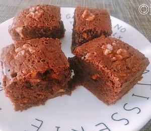 巧克力布朗尼的做法 步骤7