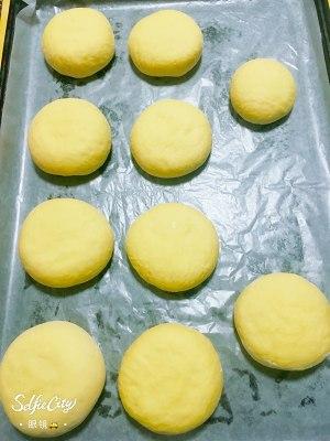 南瓜?红豆面包的做法 步骤10