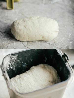 黑糖麻薯红豆吐司的做法 步骤18