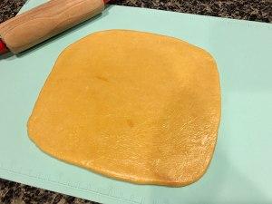 黄豆粉蜂蜜饼干的做法 步骤4