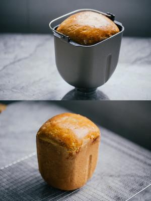 黑糖麻薯红豆吐司的做法 步骤22