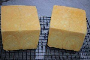 【UKOEO 高比克风炉】蛋清鲜奶吐司的做法 步骤12