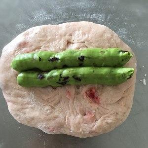 奶油奶酪馅草莓冻干餐包~UKOEO高比克食谱的做法 步骤13