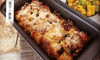 面包布丁、简单美味 制作方法