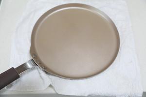 抹茶红豆毛巾卷的做法 步骤13