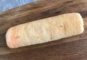 芒果牛乳蛋糕卷的做法 步骤2