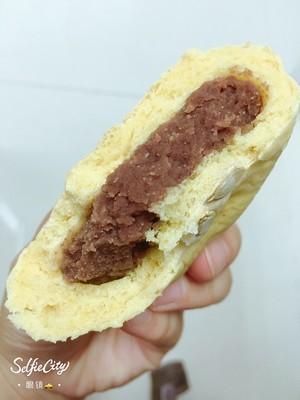 南瓜?红豆面包的做法 步骤14
