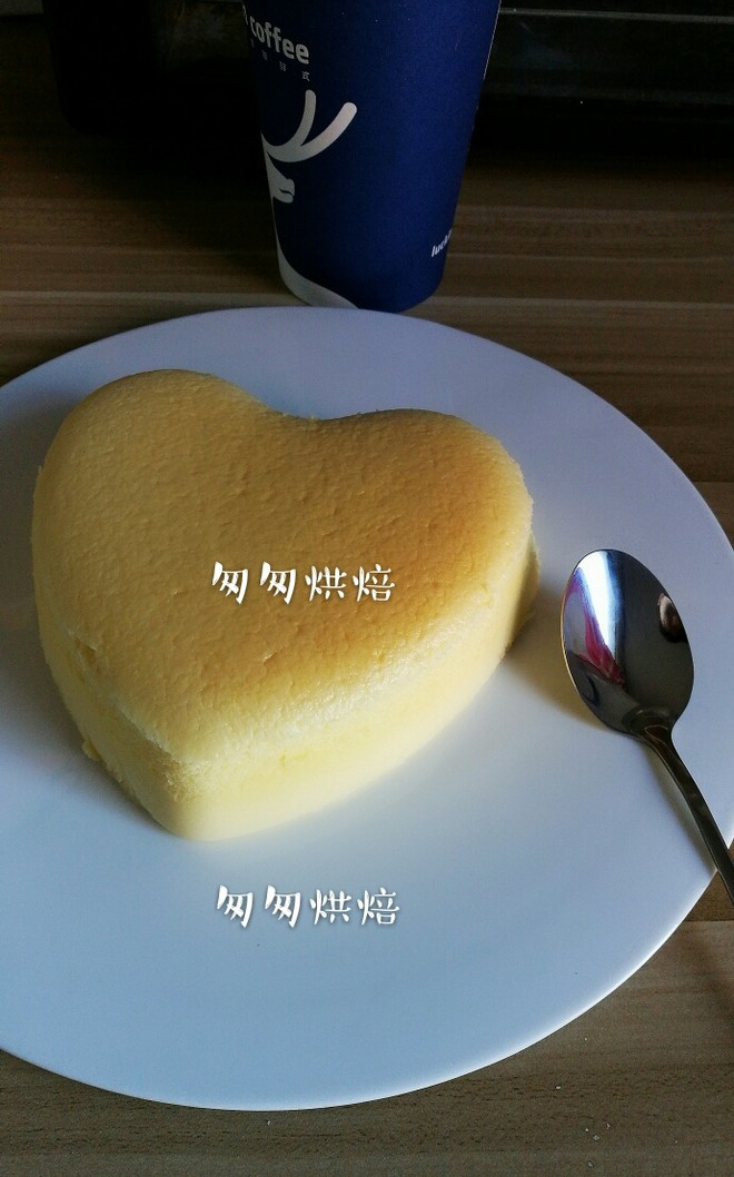 UKOEO高比克风炉之轻乳酪蛋糕的做法