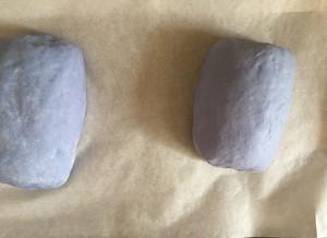 蓝色乡村面包的做法 步骤9