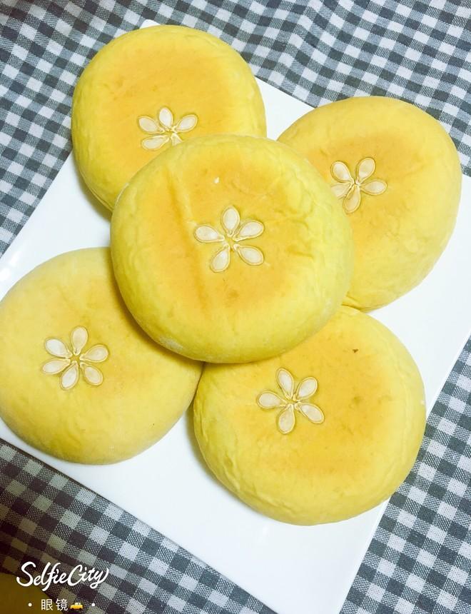 南瓜🎃红豆面包的做法