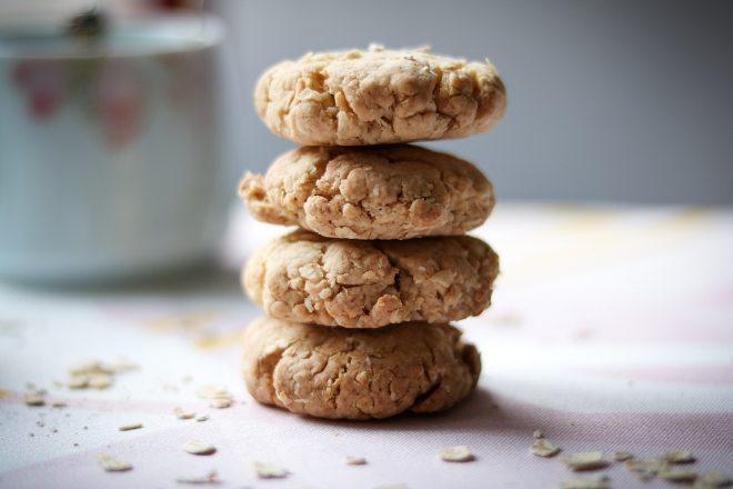 麦片早餐饼干的做法