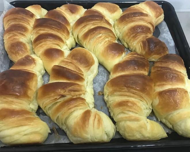 法式羊角面包的做法
