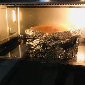 轻乳酪芝士蛋糕(6寸圆模)的做法 步骤11