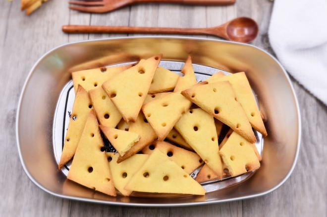 奶酪饼干的做法