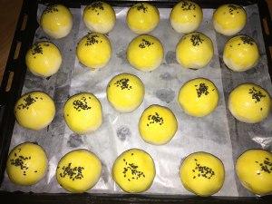 蛋黄酥的做法 步骤3