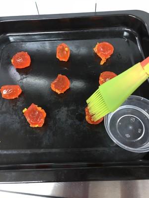 咸蛋黄红豆沙面包的做法 步骤1