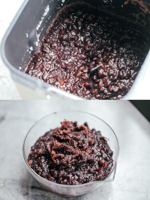 黑糖麻薯红豆吐司的做法 步骤6