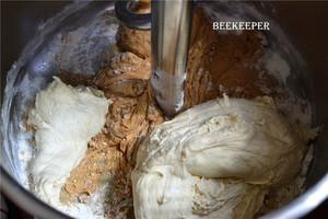吴宝春的黑糖吐司-风炉菜谱15的做法 步骤5