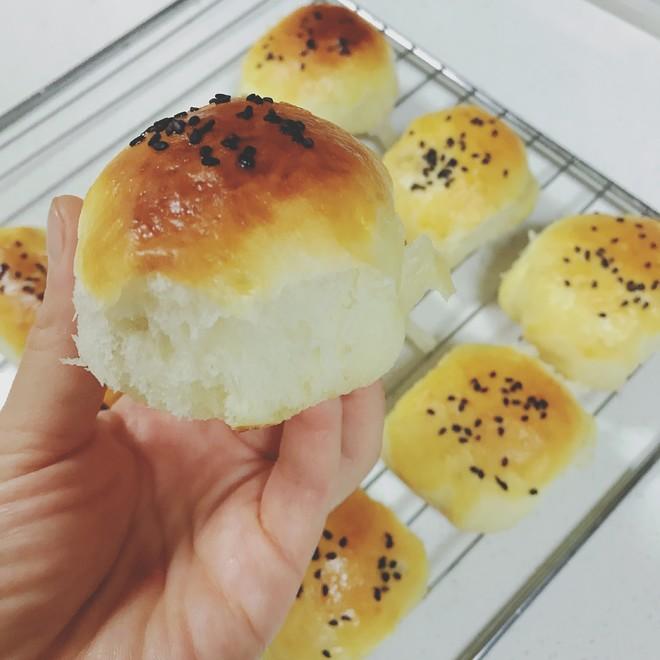 火腿手撕小面包的做法