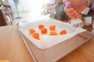 【懒人版】超详细快手蛋黄酥的做法 步骤1
