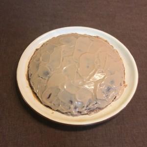 8寸巧克力千层蛋糕的做法 步骤18