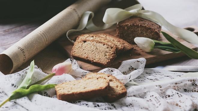 甜中微咸的精品,葱油磅蛋糕的做法