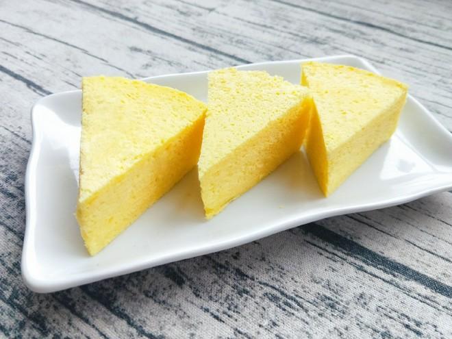 蒸蛋糕(原味)的做法