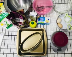 轻乳酪蛋糕的做法 步骤1