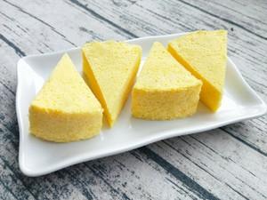 蒸蛋糕(原味)的做法 步骤8