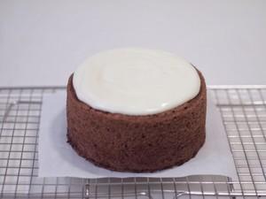 雪藏珍珠奶盖蛋糕【北鼎烤箱食谱】的做法 步骤28