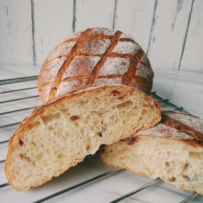 蜜蜜情人(法式面包) 制作方法