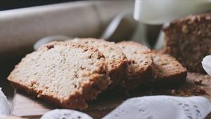 甜中微咸的精品,葱油磅蛋糕的做法 步骤12