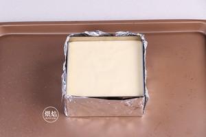 仿火遍台湾不二家的芋头蛋糕(杏仁粉版)的做法 步骤9