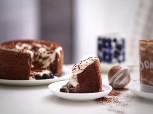 雪藏珍珠奶盖蛋糕【北鼎烤箱食谱】的做法 步骤30