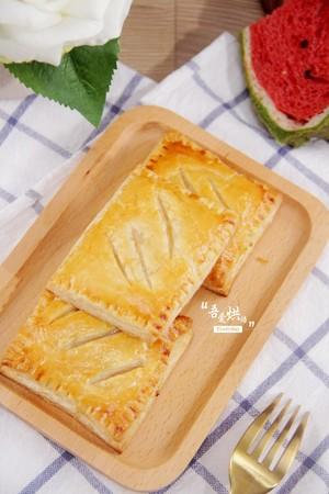 不用开酥快手的——香甜菠萝派的做法 步骤10