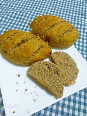 杂粮坚果全麦软欧包的做法 步骤6