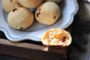 蔓越莓麻糬面包的做法 步骤8