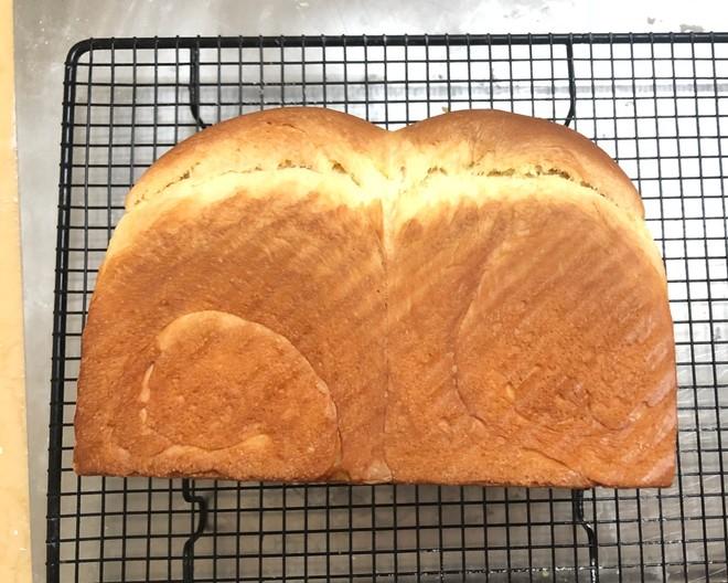 天然酵母北海道吐司记录冷藏发酵的做法