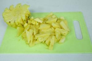 不用开酥快手的——香甜菠萝派的做法 步骤1