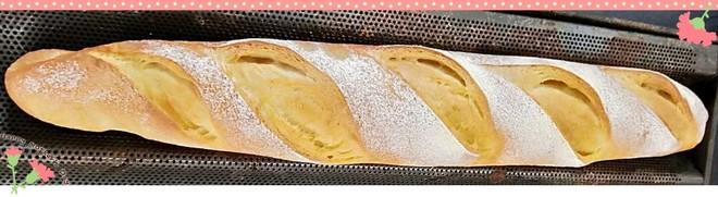 法棍面包的做法