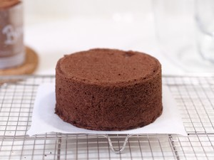 雪藏珍珠奶盖蛋糕【北鼎烤箱食谱】的做法 步骤24