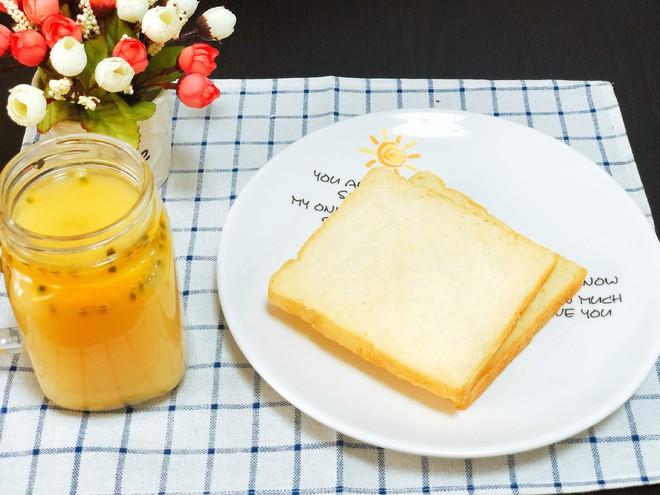 松软酸奶吐司的做法