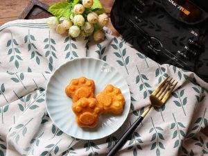 胡萝卜猫爪蛋糕的做法 步骤18