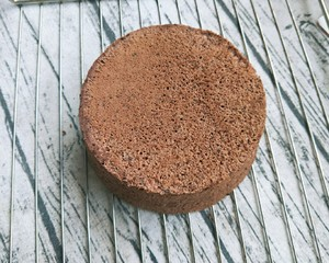 蒸蛋糕(可可味)的做法 步骤7