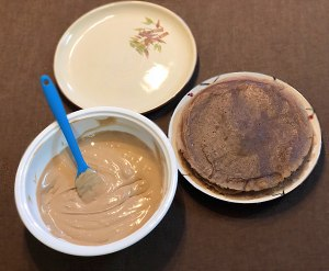 8寸巧克力千层蛋糕的做法 步骤17