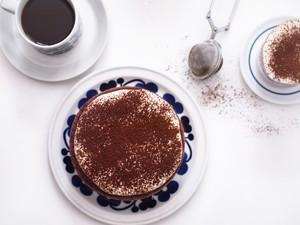 雪藏珍珠奶盖蛋糕【北鼎烤箱食谱】的做法 步骤29