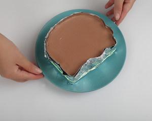巧克力慕斯蛋糕(南西烘焙)的做法 步骤12